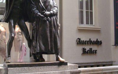 Prof. Dr. Albert Meier:  Johann Wolfgang von Goethe: Faust. Vortrag für Schülerinnen und Schüler zum Themenkorridor Deutsch (Gemeinschaftsveranstaltung mit dem IQSH)